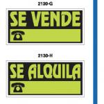 Carteles 50 x 23,3
